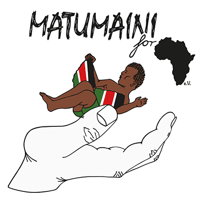 Matumaini for africa e.V. Logo
